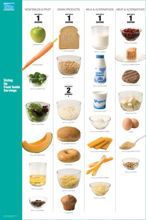 11:11 Life Styling - blog post serving size image
